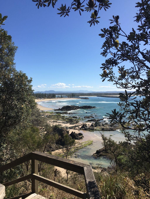 Flagstaff lookout Port Macquarie
